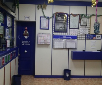 Euromillón: Servicios de Administración de Lotería Nº 77 La Valvanera