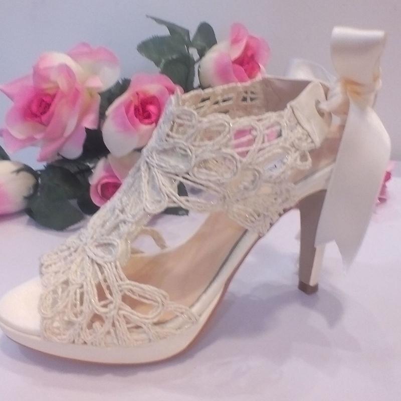 Zapatos de novia : Productos de Nou Pass