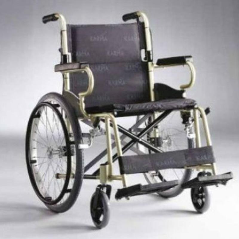 Silla transit autopropulsable: Productos de Ortopedia Hospitalet