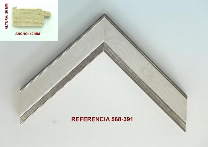 REF 568-391: Muestrario de Moldusevilla