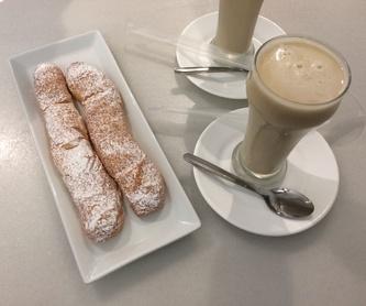 Conos y Tarrinas: ¿Qué tenemos? de Cafetería La Nórdica
