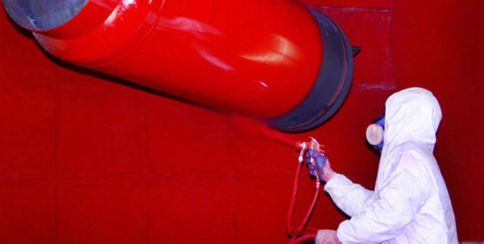 Pintura industrial: Servicios de Pintura Decoració Quim