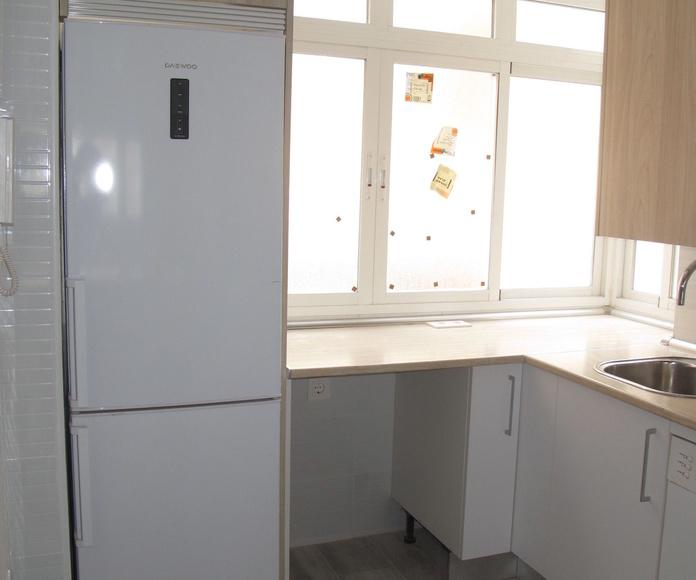 Muebles de Cocina - Proyecto realizado en ventas: Catálogo de Diseño en Cocinas MC