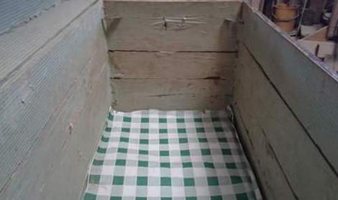 Restauración de baúl : Servicios de Carpiart
