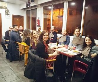 Nuestra cocina: Pizzas y pastas de Cafetería-Pizzería Terra Meiga