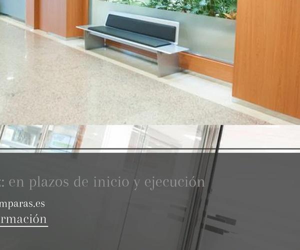 Mamparas de oficina en Madrid centro | J.I.R. Mamparas