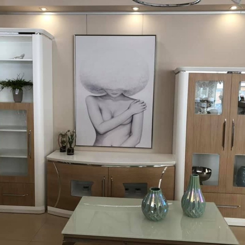 Salones: Paga en 24 meses sin intereses de Muebles Angelita Horcas, S. L.