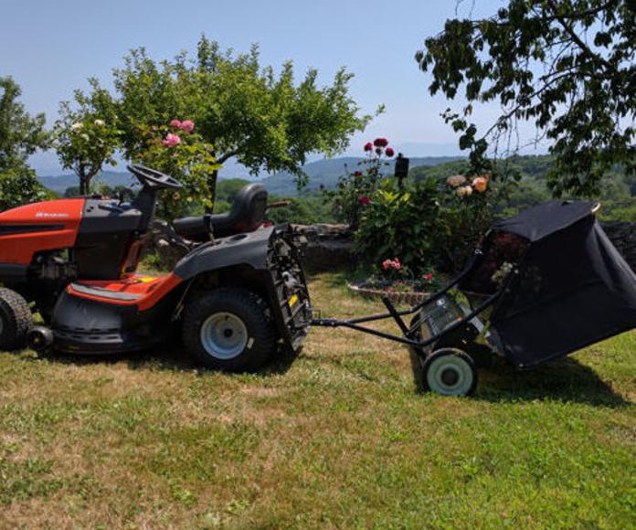 Maquinaria de jardinería y generadores: Servicios y Productos de Bobinados Las Quemadas S.C.A.