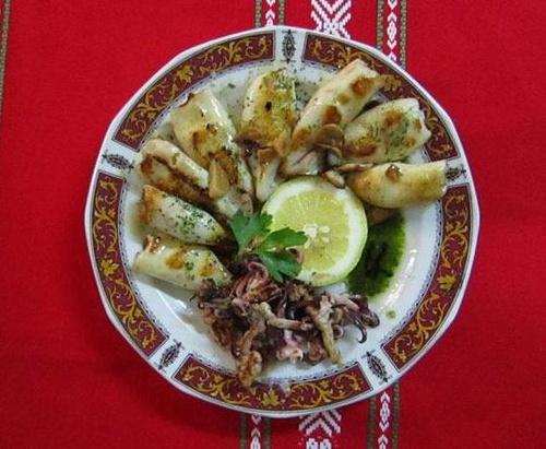 Cocina tradicional con productos de calidad