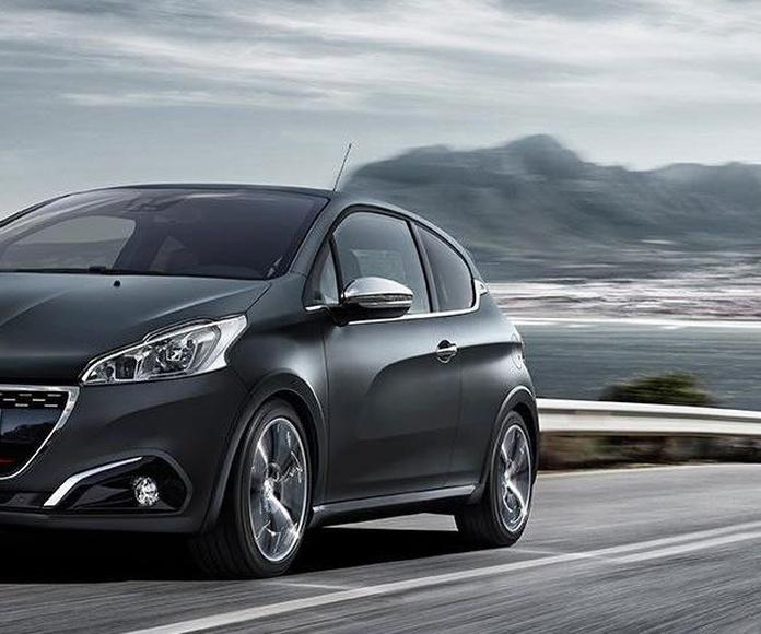 Peugeot: Servicios Peugeot de Senra Sport