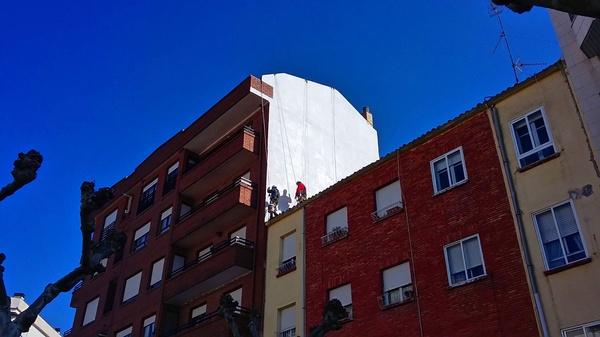 Mantenimiento de tejados en comunidades de Logroño
