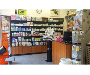 Productos de ortopedia, cosmética, nutrición...