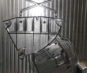 Fabricación de moldes de Inyección de Aluminio