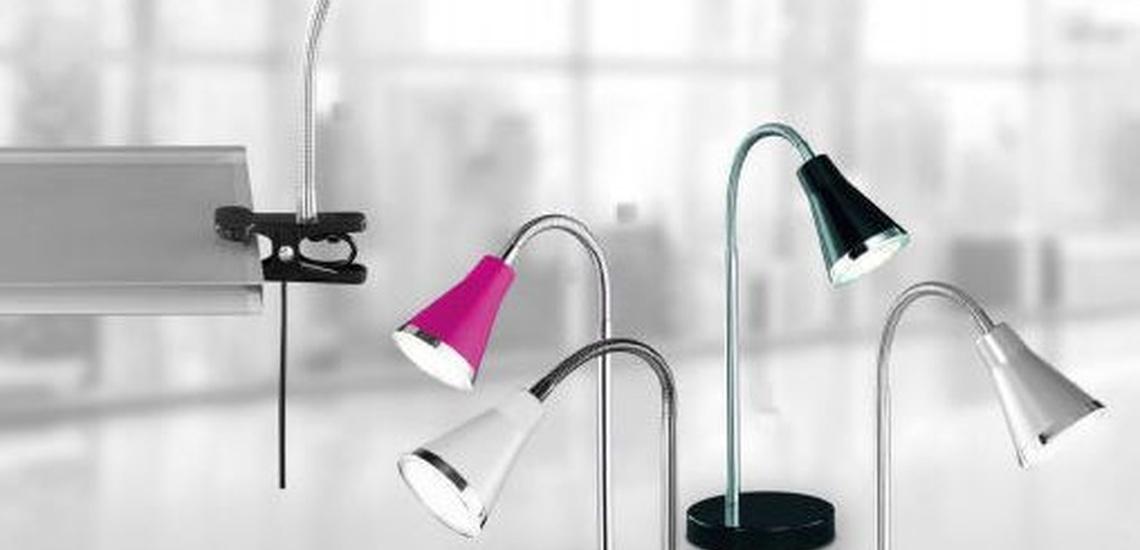 Lámparas de bajo consumo en Gijón de diseño