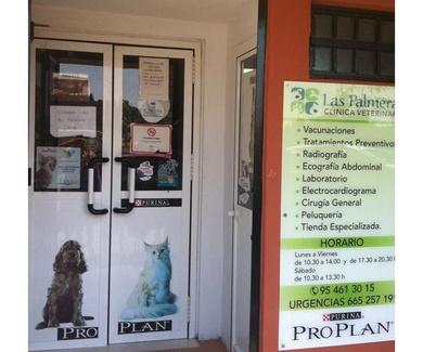 Clínica veterinaria Las Palmeras