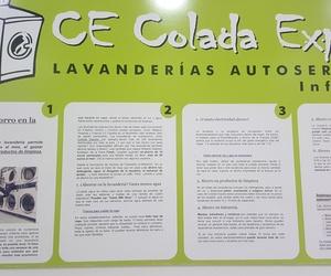 Lavandería autoservicio en  | Lavandería Colada Expres Toledo