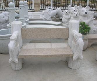 Escultura: Trabajos de Jagrama, S.L.