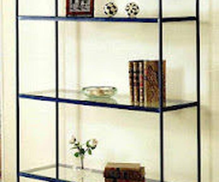 Estantería Vigo: Catálogo de muebles de forja de Forja Manuel Jiménez