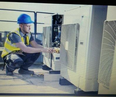 Servicio Técnico de aire acondicionado industriales