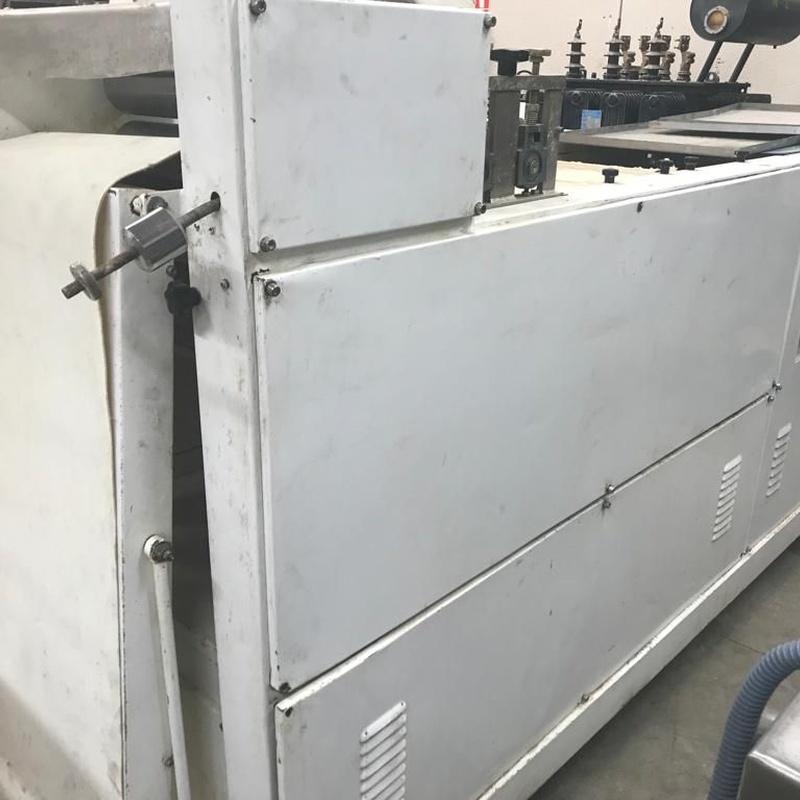 CIM máquina de hacer cruasán:  de MAQUIMUR