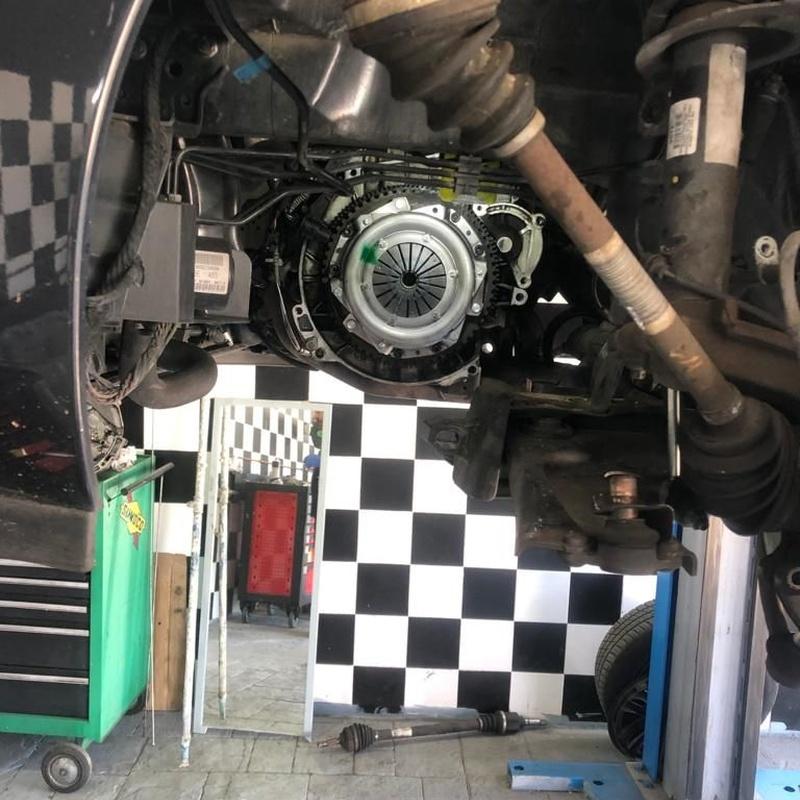 Cambio de embrague: Catálogo de Car Wash Alcorcón
