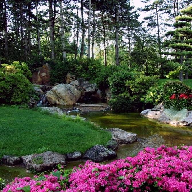 Claves del jardín japonés