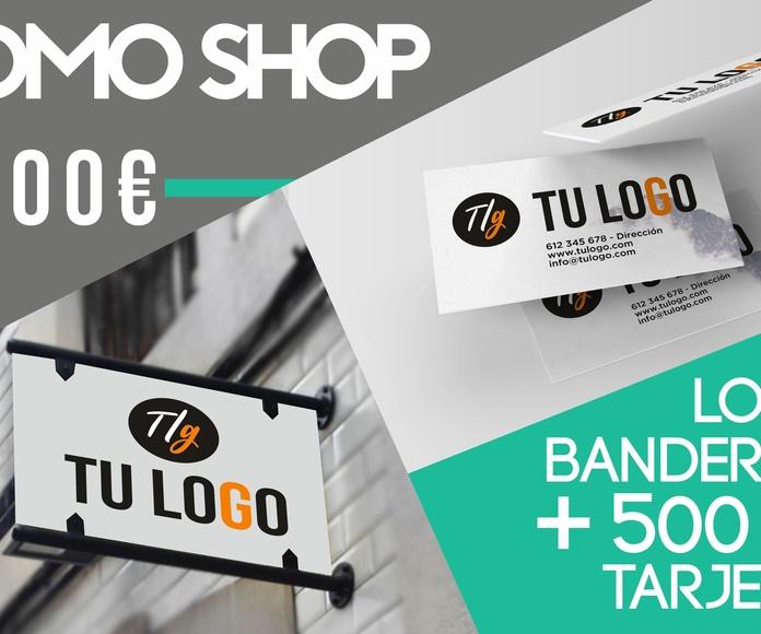 PROMO SHOP - 300€