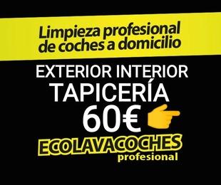 http://kit-ecolavacoches.es Ext Int Tapicería 60€ Dirección Dia Hora