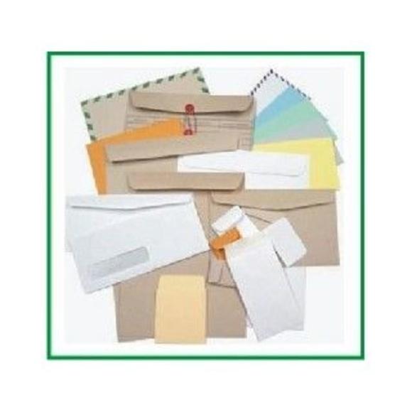 Sobres + manipulado papel: Catálogo de Comercial Don Papel