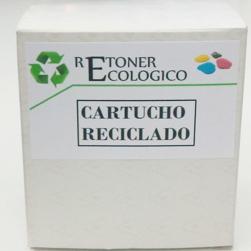 CARTUCHO HP 17: Catálogo de Retóner Ecológico, S.C.
