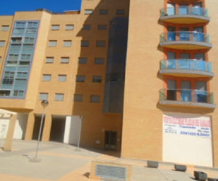 Certificado energético de vivienda individual en bloque en c/ Ramón y Cajal, Cartagena