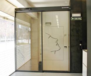 Instalación puertas automaticas