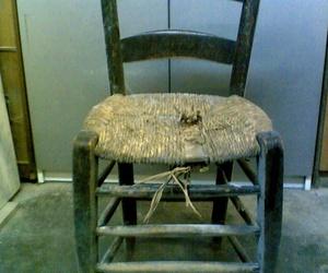 Restauración sillas: Jordi Nóbrega Restauracions