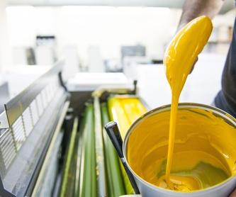 Pintura decorativa: Productos y servicios de Pinturas San Jorge