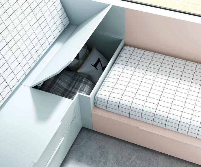 Compacto 6: Nuestros muebles de Muebles Aguado