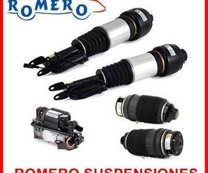 Kits de reparación de suspensiones neumáticas