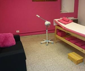 Sala de tratamientos de nuestro centro en Tenerife
