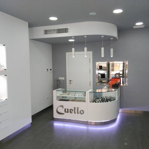 Reformas en locales comerciales en Murcia