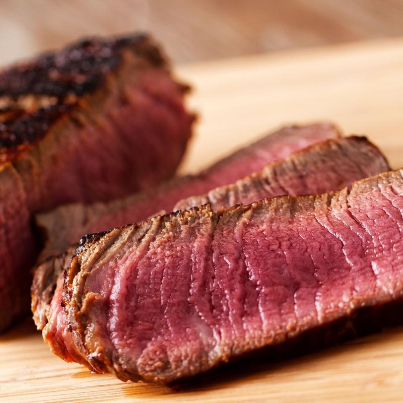 Chuletón de Carne Roja: Menús de Restaurante Terraza La Parrilla de Valdemoro