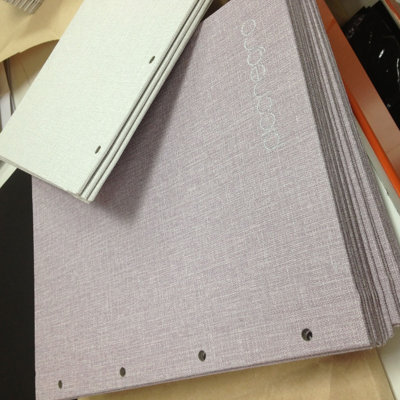 carpetas de tornillos: Catálogo de Copy 5, S.A.