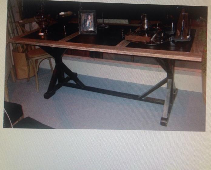 Mesa comedor madera y hierro: Catálogo de Ste Odile Decoración