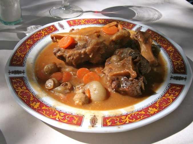 Platos típicos de la gastronomía manchega