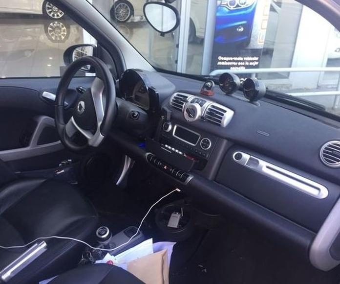 SMART fortwo coupe Brabus: Compra venta de coches de CODIGOCAR
