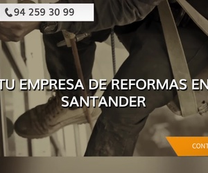Fachadas térmicas en Santander | Reformas Varillas