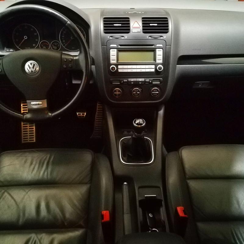 Volkswagen Golf GT 1.4TSI 170cv: SERVICIOS Y STOCK DE COCHES de Vaquerizo Motor