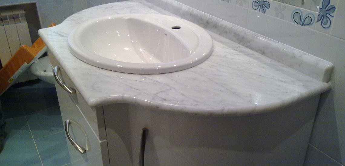 Mármoles para baños y cocinas en Gijón