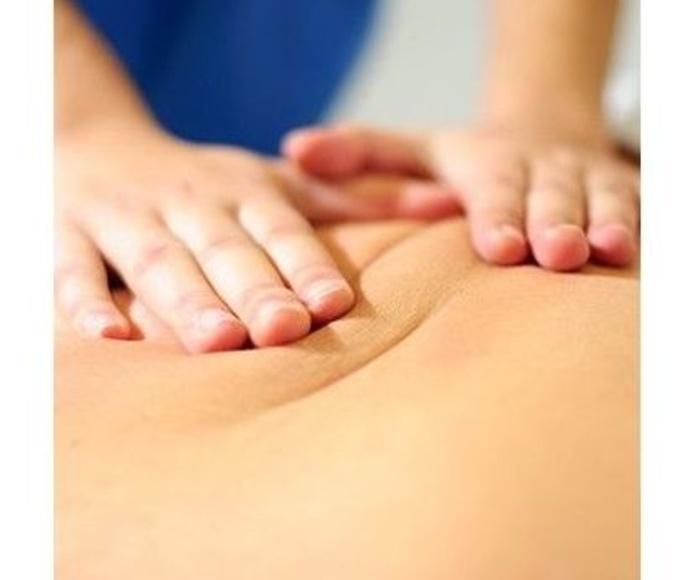 Dolor de espalda: Tratamientos de Fisioterapia Paradise Center