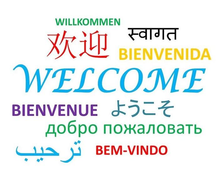 Web en diferentes idiomas