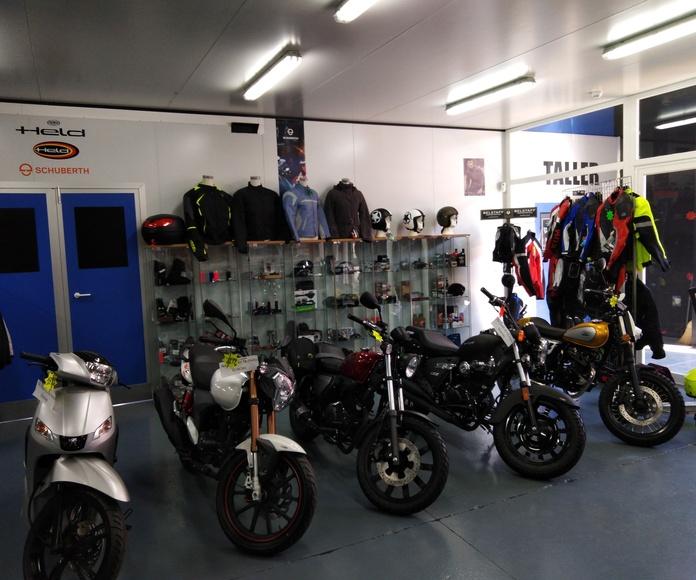 Venta de Motos: Servicios de Veneno Biker American