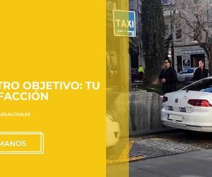 Taxi 24 h en Alcoy | Radio-Taxi  l'Alcoià